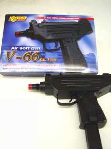 Armi Ariacompressa Villa-Mitraglietta V 66 Cal.6mm.