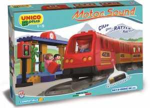Unicoplus - Treno A Batteria Con Suoni