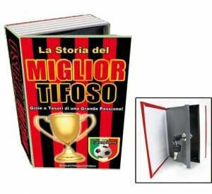 Libro Cassaforte Milan - Dor Import (5850m)