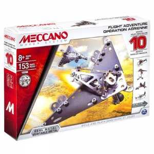 MECCANO FLIGHT ADVENTURE 10 MO - Spin Master (6026717)