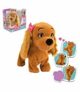 IMC Toys Lucy Cagnolina Interattiva, 7963IMIT (Lingua Italiana)