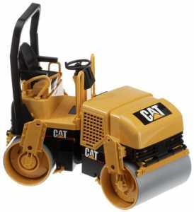 Bruder 02433- Rullo Compressore Cat