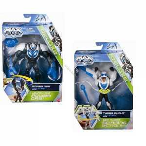 MAX STEEL PERSONAGGI DELUX - Mattel (Bck35)