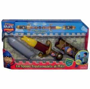 Mattel BCT57 - Fisher Price La Spada Trasformabile Di Mike