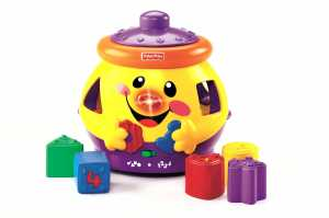 Fisher-Price H81790 Gedeone Mangiaforme