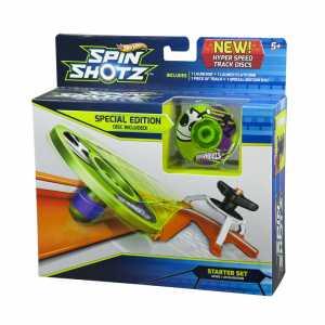 Toyland 39485 Hw Spinshotz Set Acceleratore