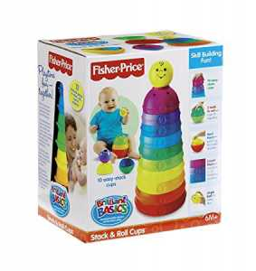 Fisher-Price K7166,  Palla Piramide