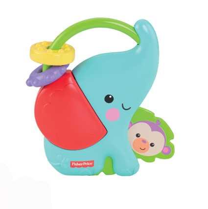 Fisher Price Y6578 - Elefantino Cucu'