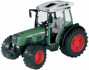 Bruder 02100, Trattore Fendt Farmer 209 S In Scala 1:16
