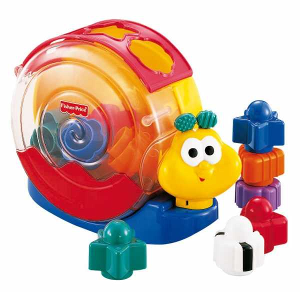 Fisher Price 71922 - Chiocciola Musicale Beebop