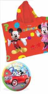 Mondo 18517 -  Poncho  +  Pallone D.230 Disney