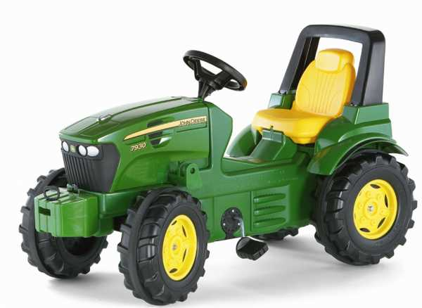 Rolly Toys 700028 Trattore A Pedali John Deere 7930
