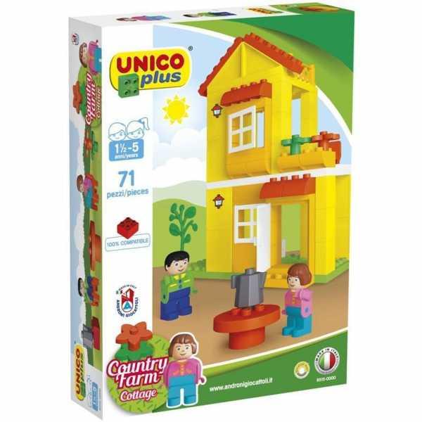 Androni 8515 Costruzioni Base Villa Nuova, Multicolore