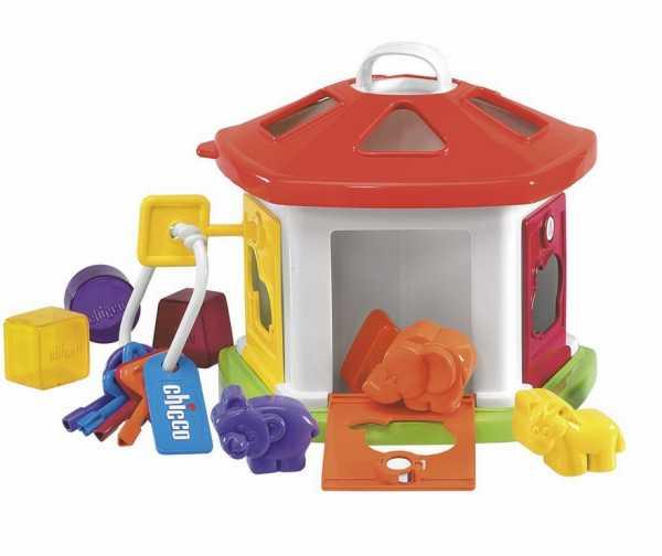 Chicco 64273 Gioco Cottage Degli Animali