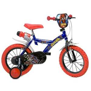 Dino Bikes - Bici Bicicletta Di Spiderman Movie Per Bambini 14