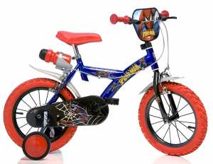 DINO BIKES - BICI BICICLETTA UOMO RAGNO SPIDERMAN MOVIE 16