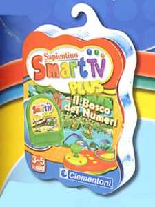 CARTUCCIA SMART TV ENGLISH LUN - Clementoni (12304)