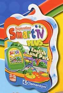 Clementoni 12305 - Cartuccia Smart TV Il Bosco Dei Numeri