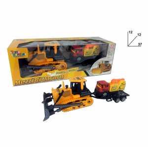 RUSPA RIMORCHIO FRIZIONE CM 36 - Toys Garden (26401)