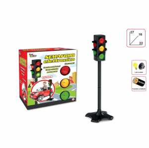 SEMAFORO ELETTRONICO Batteria CM72 - Toys Garden (26583)
