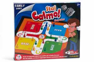 Family Games 34258 - Gioco Stai Calmo