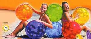 BESTWAY Splash & Play Spotted Beach Ball (Assorted)