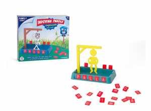 Family Games 34635 - Gioco Dell'Impiccato