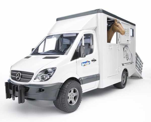 Camion E Mezzi Da Lavoro Bruder 2533