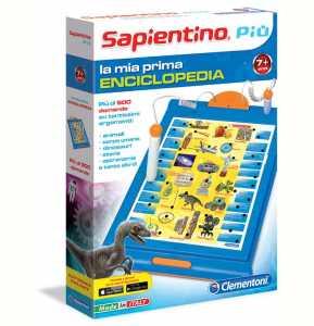 Clementoni 13528 - Sapientino Più Enciclopedia