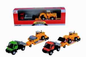 Camion Unimog E Mezzo Lav Cm 40 - Simba Toys (3415534) ...