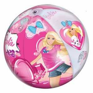Mondo 16359 -  Palla Gonfiabile Beach Ball Barbie D.50