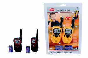 Elettronico Simba-Walkie Talkie Easy Call 80m.A Batteria (sog.a Scelta)