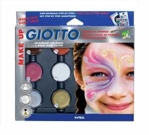 Giotto 471100 - Make Up Ombretti Cosmetici Colori Glamour