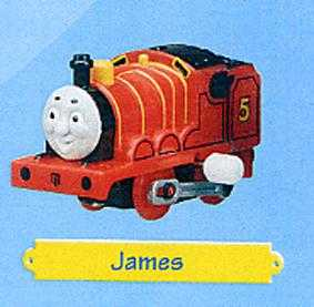 Tomy - Thomas & Friends Wind Up James