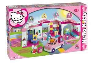 COSTRUZIONE Unico Hello Kitty-Centro Commerciale 140pz 8659