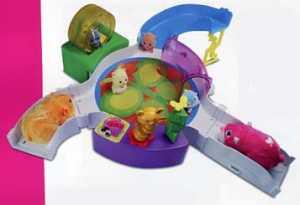 ZHU ZHU BABIES PLAYSET ASILO - Giochi Preziosi (Ncr01626)