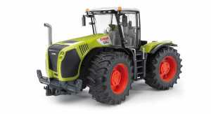 Trattore Bruder Claas Xerion 5000
