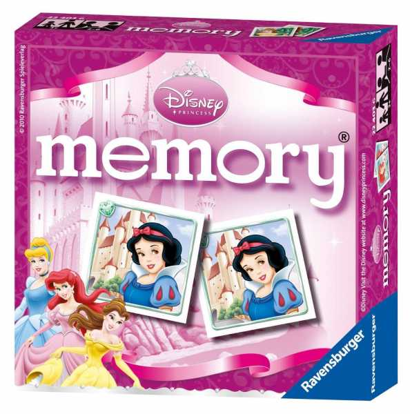 MINI MEMORY PRINCESS - Ravensburger (22403)