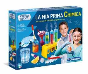 SCIENZA E GIOCO PRIMA CHIMICA - Clementoni (12800)