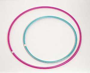 Hula Hoop Androni-D.60 Fuxia O Azzurro 7602