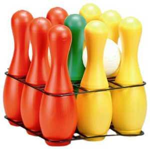 Androni - Birilli Tipo Bowling Con Bocce