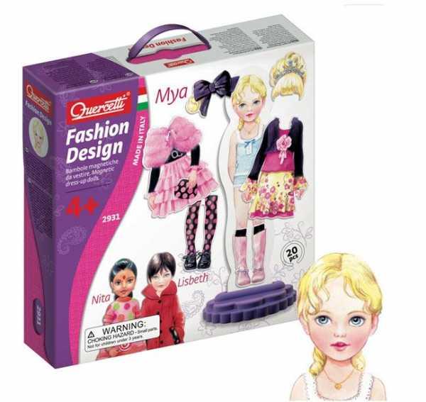 Quercetti 02931 - Gioco Fashion Design Mya