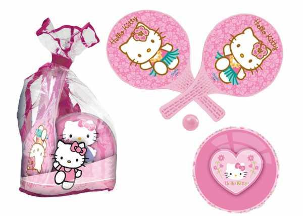 Borsa Racchetta E Pallone Hello Kitty - Mondo (18827)