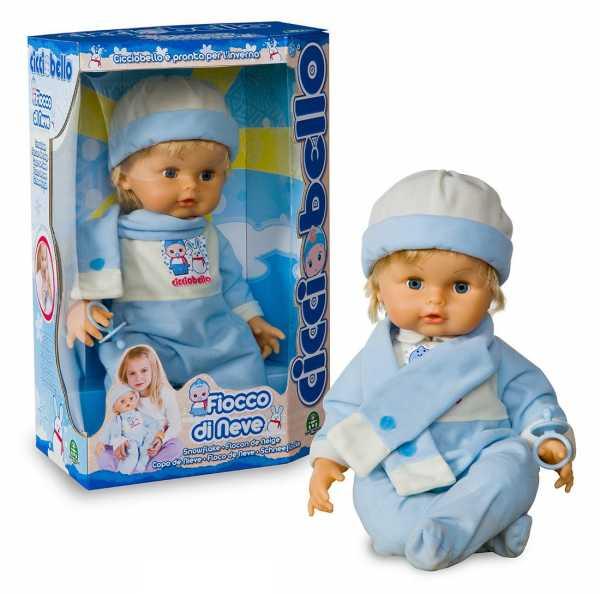 Giochi Preziosi - Cicciobello Fiocco Di Neve Bambolotto Per Bambini