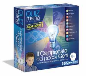 Clementoni 12990 Il Campionato Dei Piccoli Geni  New Edition