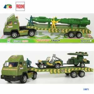 Ginmar Gt10883 Bisarca A Frizione C/mezzi Militari Cml43