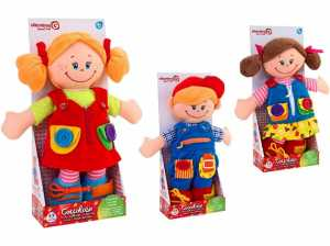 Globo - Bambola Stoffa 38cm 3ass 05211 Globo - 42710