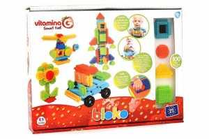 Vitamina G 05251 - Costruzioni Bloko In Scatola