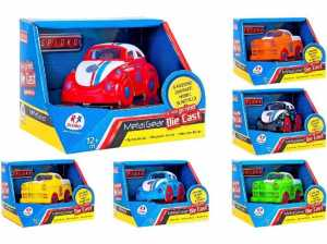 AUTO DIE CAST FRIZ 2 Soggetto/i 6 CO - Globo (38002)