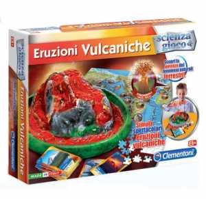 Clementoni 13995 - Eruzioni Vulcaniche